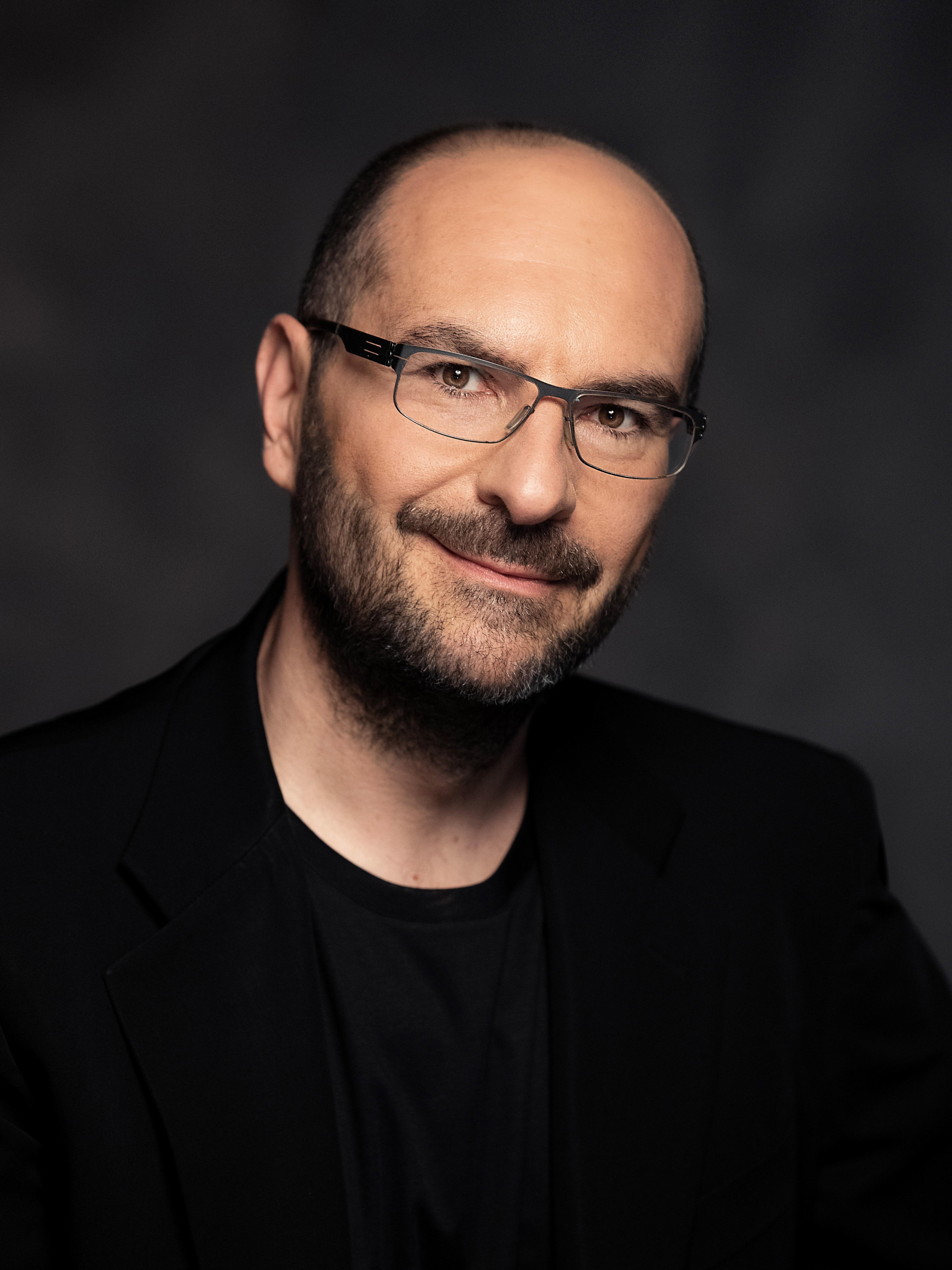 Arleston, directeur éditorial de Drakoo, (Copyright Etienne Clotis)